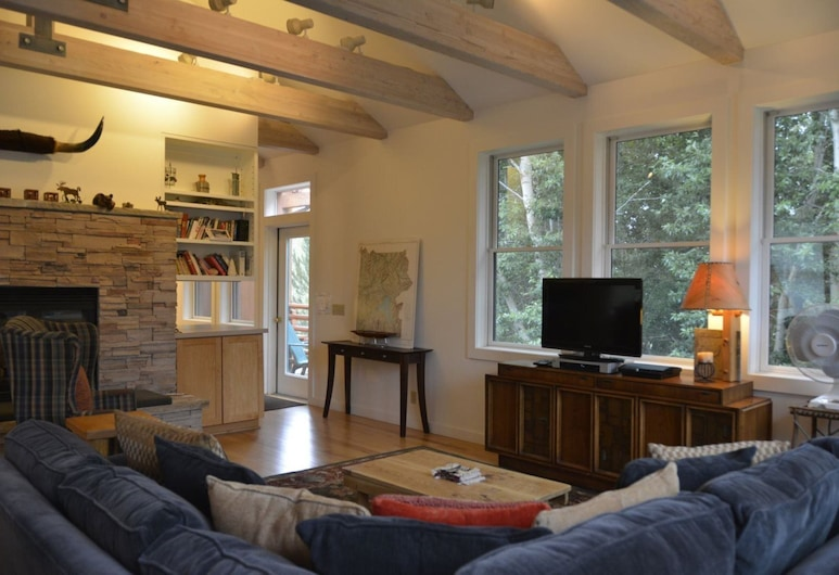Mountain-treetop, Red Lodge, Living Area