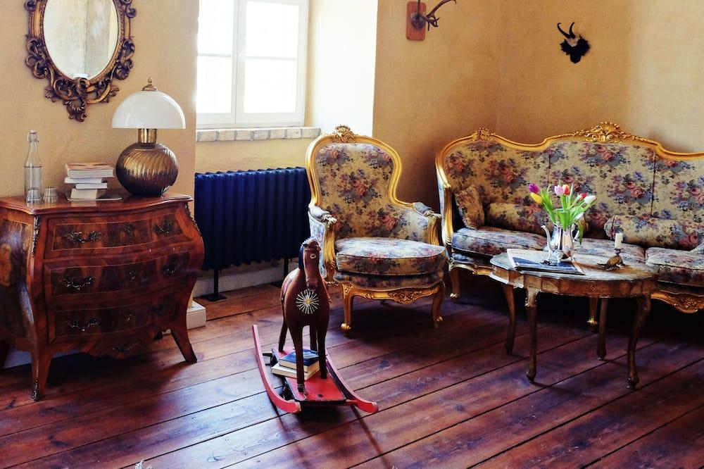 Suite junior (Caspar Zimmer) - Sala de estar