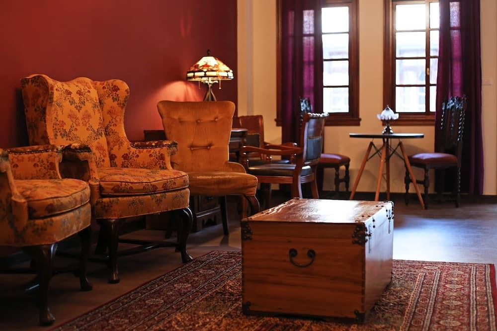 Loft Prestigio - Sala de estar