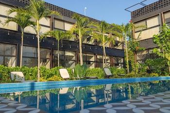 巴卡拉爾巴卡拉爾城市酒店 - MIJ的圖片