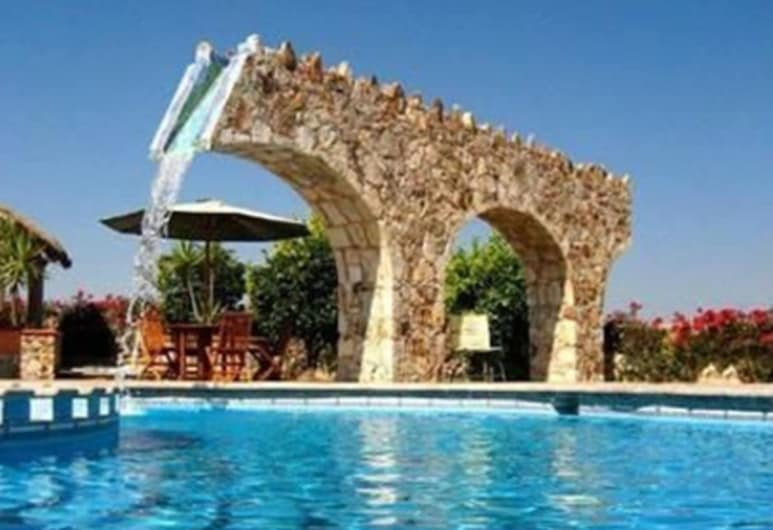 Hacienda Tres Vidas Hotel & Spa, Tequisquiapan, Piscine en plein air