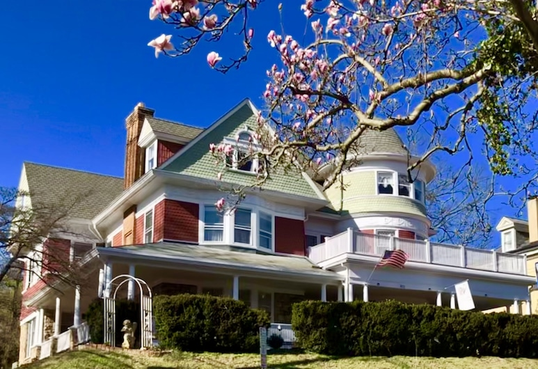 Berkeley House Bed and Breakfast, Staunton
