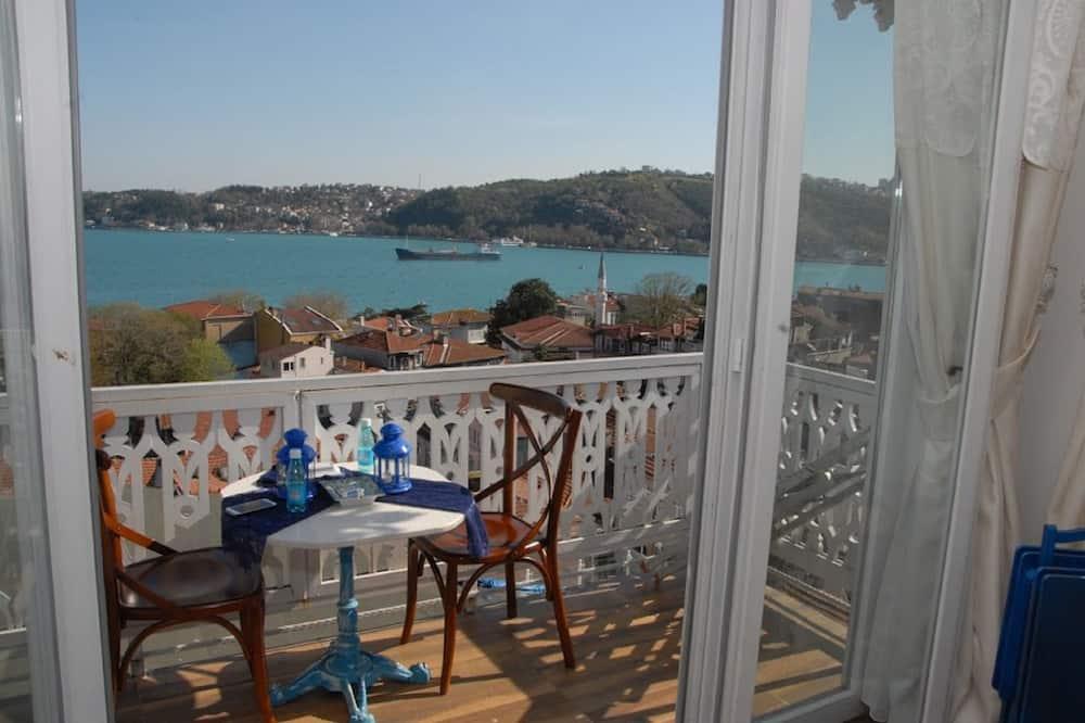 Hus – elite, ikke-røyk, utsikt mot sjø - Balkong