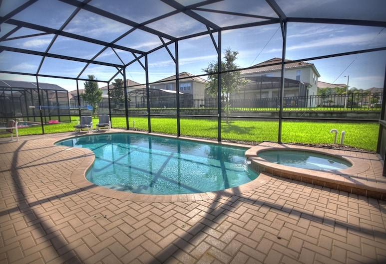 6BR 4BA Home in Windsor Hills by CV-2579, Кіссіммі, Басейн