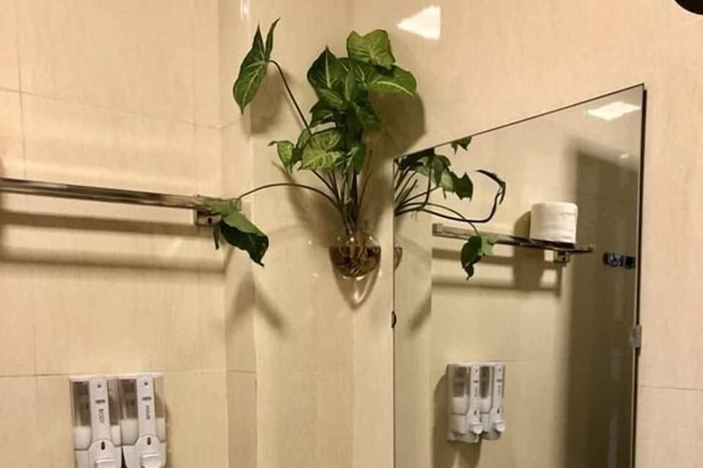 Basic Quadruple Room - Bathroom Sink