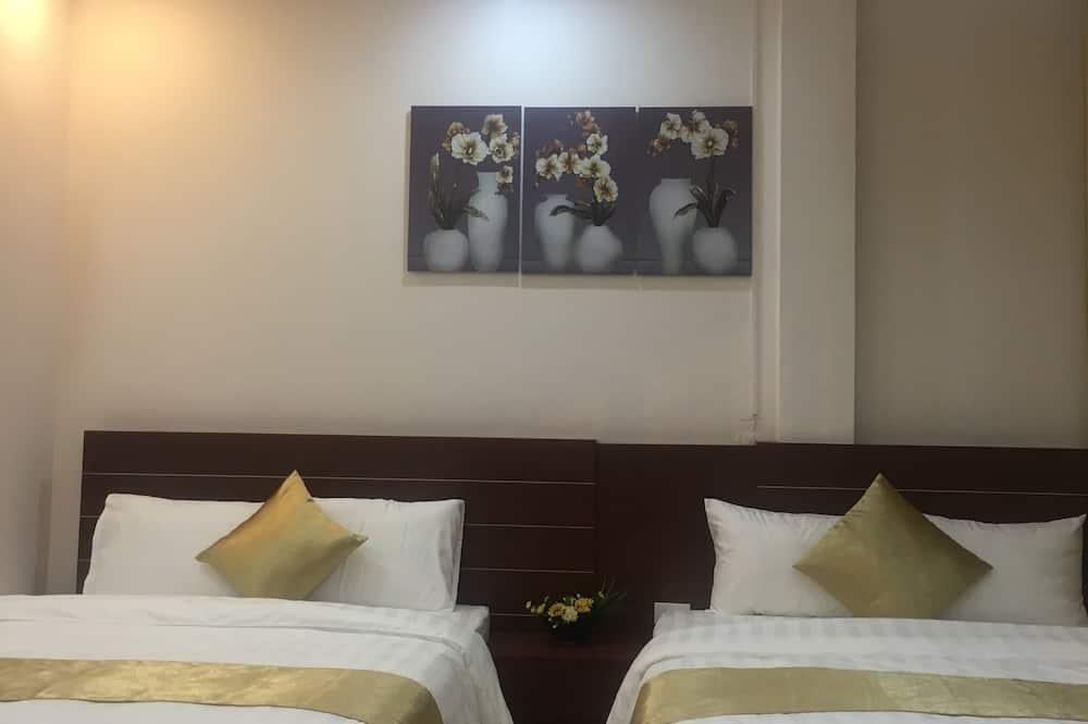 Basic Quadruple Room - Guest Room