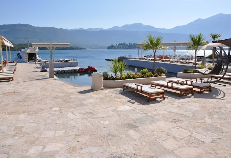 Adeona apartments - On the beach, Tivat, View from property
