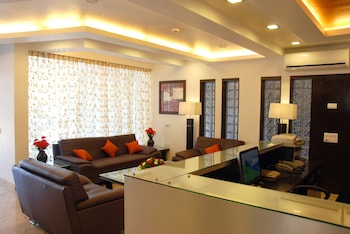 Nuotrauka: Parkwood Suites, Bengaluru