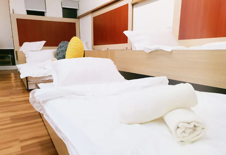 3 Spacer Setia Alam, Shah Alam, Apartman, Više kreveta, Soba