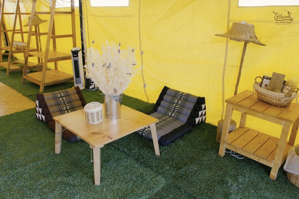 標準帳篷 - 客廳