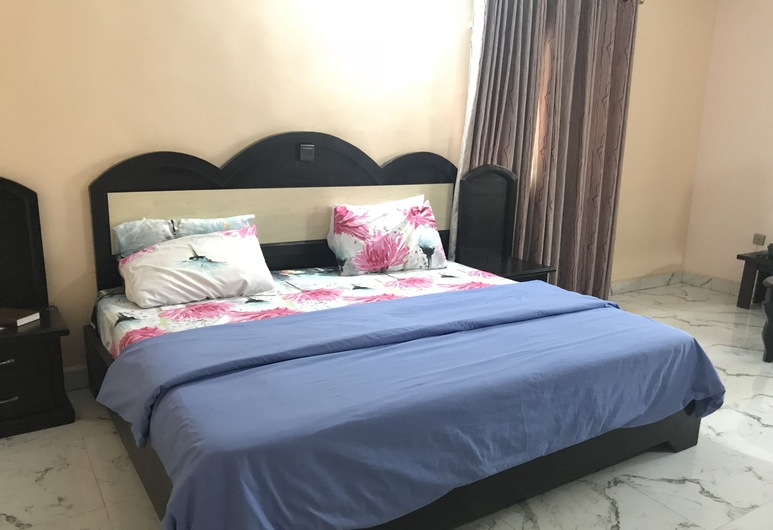 PennyHill Suites and Resorts, Enugu, Exclusive Suite, Guest Room