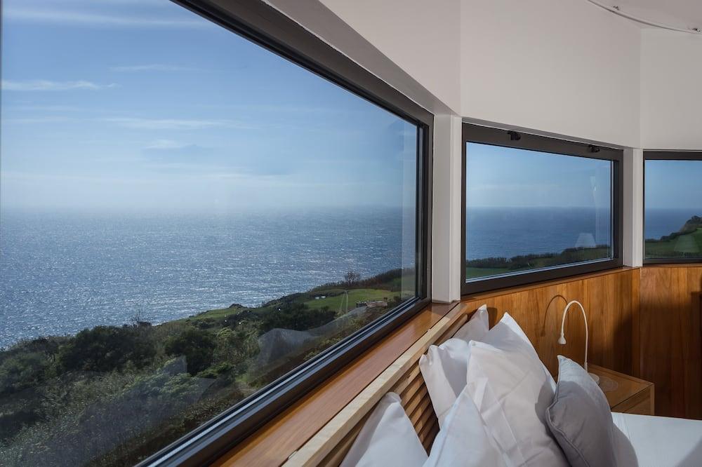 Bungalov, výhľad na oceán (Moinho) - Výhľad z hosťovskej izby