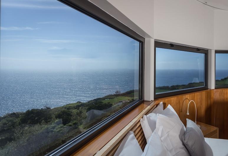 Moinho das Feteiras, Ponta Delgada, Bungalow, utsikt mot hav (Moinho), Utsikt fra gjesterommet