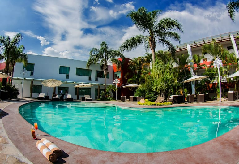 瓦奧酒店, 薩波潘, 泳池