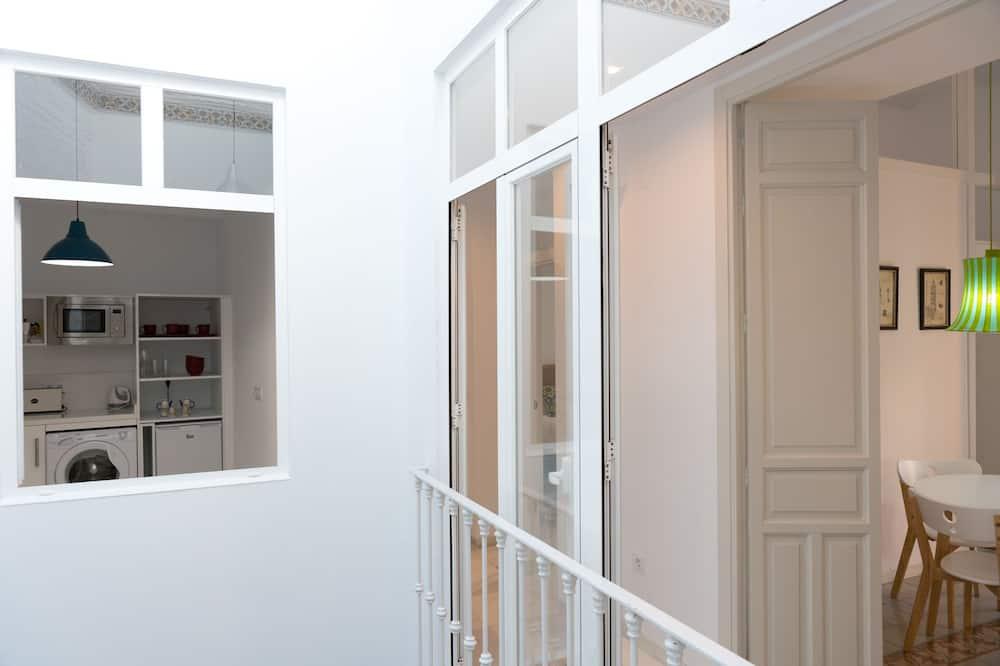 Komforta dzīvokļnumurs - Balkons