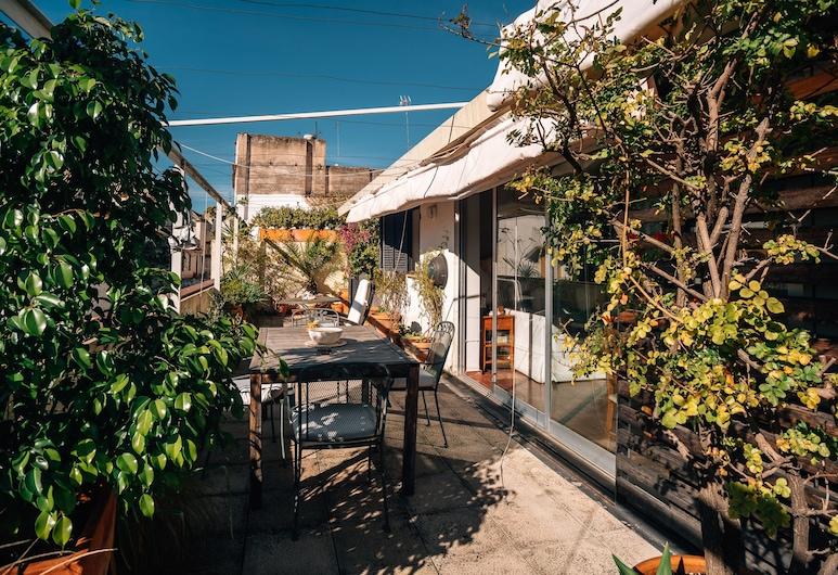 Eva Recommends Imperial, Séville, Appartement de 1 chambre, Terrasse/Patio