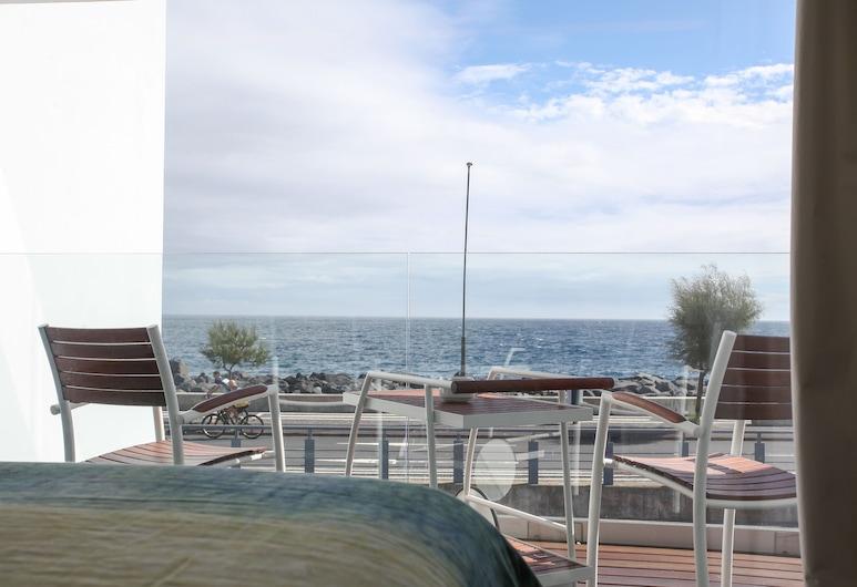 Azores Villas - Ocean Villa, Ponta Delgada, Villa – exclusive, 2 soverom, utsikt mot sjø (I), Balkongutsikt