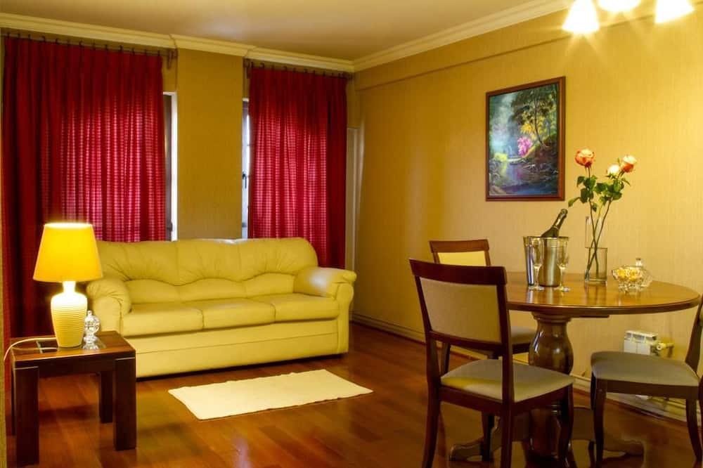 Standard Apartment, 1 Bedroom, Non Smoking, Kitchen - Living Room