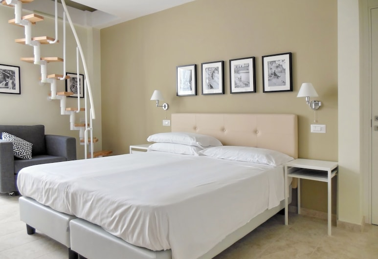 L'Ospite - Lifestyle Residence, Matera, Deluxe Suite, 2 Bedrooms, Guest Room