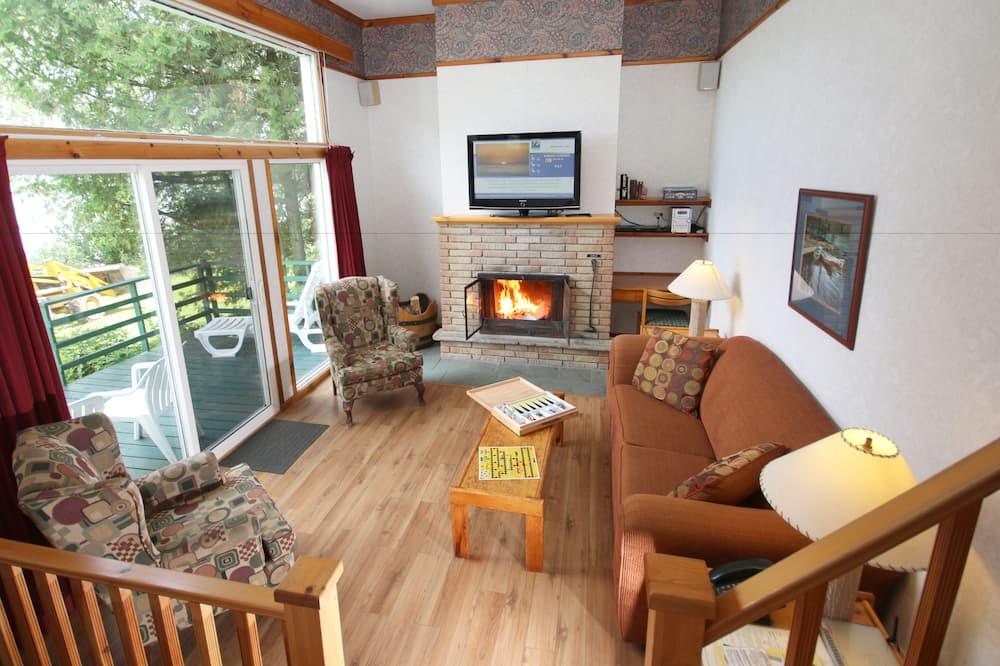 Deluxe Cottage, 3 Bedrooms - Living Room