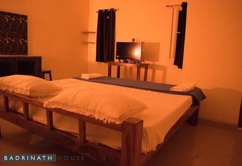 Badrinath House, Tindivanam, Izba typu Grand, 1 dvojlôžko, nefajčiarska izba, Hosťovská izba