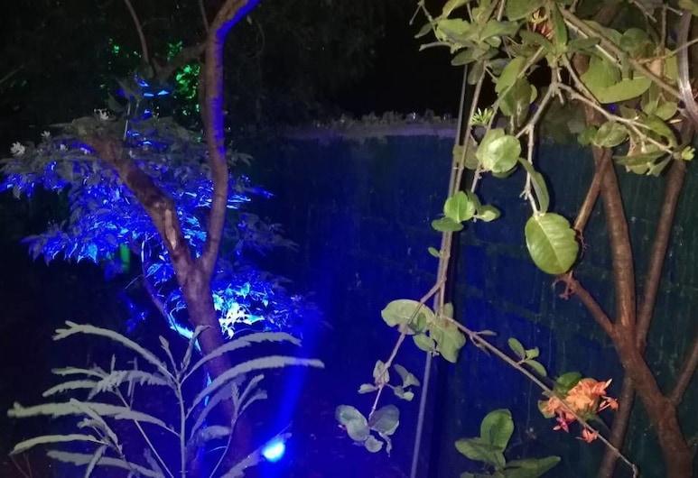 SSC VIlla, Polonnaruwa, Hotel homlokzata - este/éjszaka