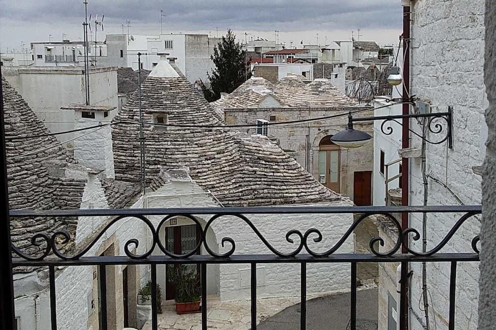 Panoramic Σπίτι (Trullo Del Sovrano 16) - Δωμάτιο επισκεπτών