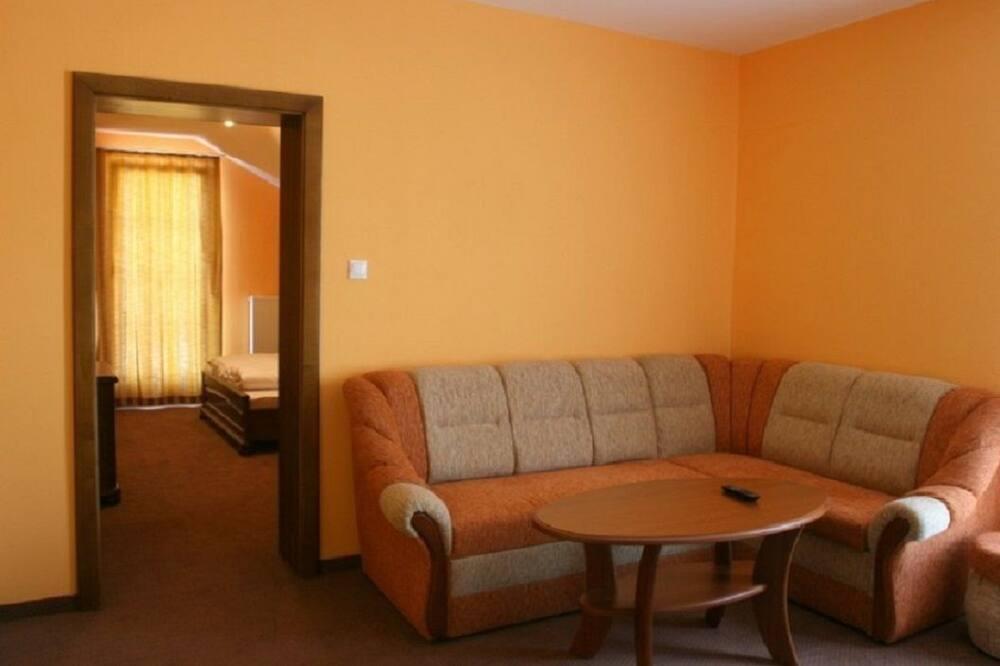 Pension Aparment 05 - Powierzchnia mieszkalna