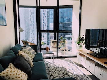Picture of Southbank Top CityView 2BR Apartment in Southbank