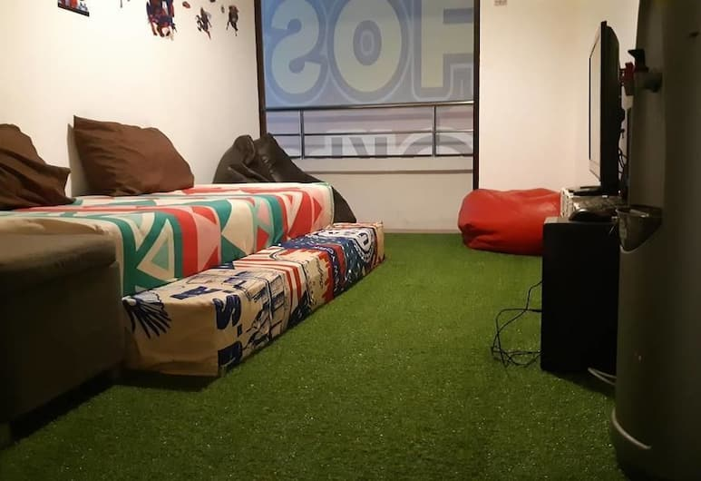 VR Hostel Khaosan, Bangkok, Private Double Room, Kamer