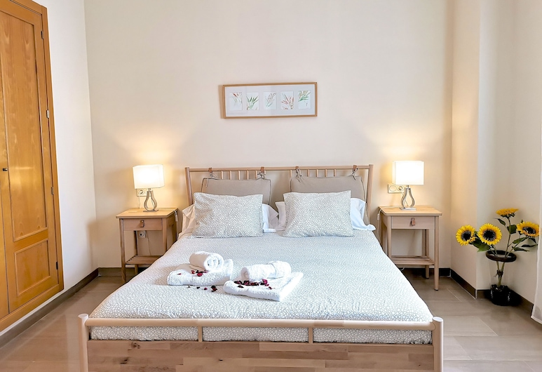 テオドシオ アパートメント & 無料駐車場, セビリア, スーペリア アパートメント 3 ベッドルーム, 部屋