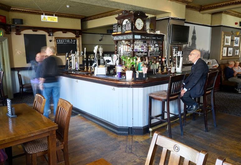 The George Backpackers , Leeds, Hotel Bar