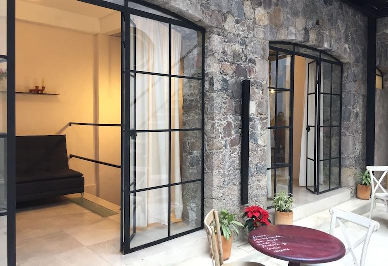 Hotel Maria Isabela, San Miguel de Allende, Sân vườn
