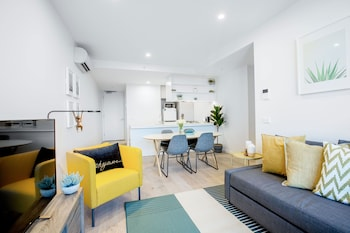 Picture of Southbank Hotel Apartment in Southbank