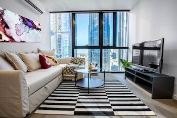 墨爾本貝克特街公寓酒店的圖片