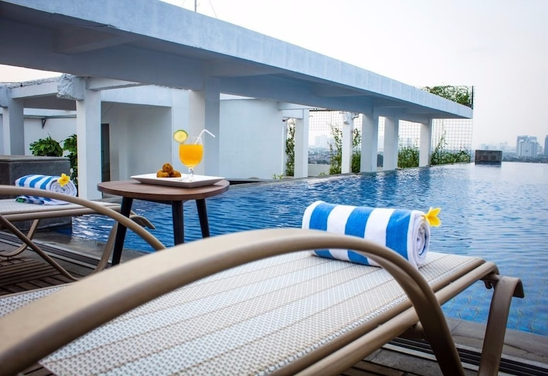 PSW Antasari Hotel, Jakarta, Outdoor Pool