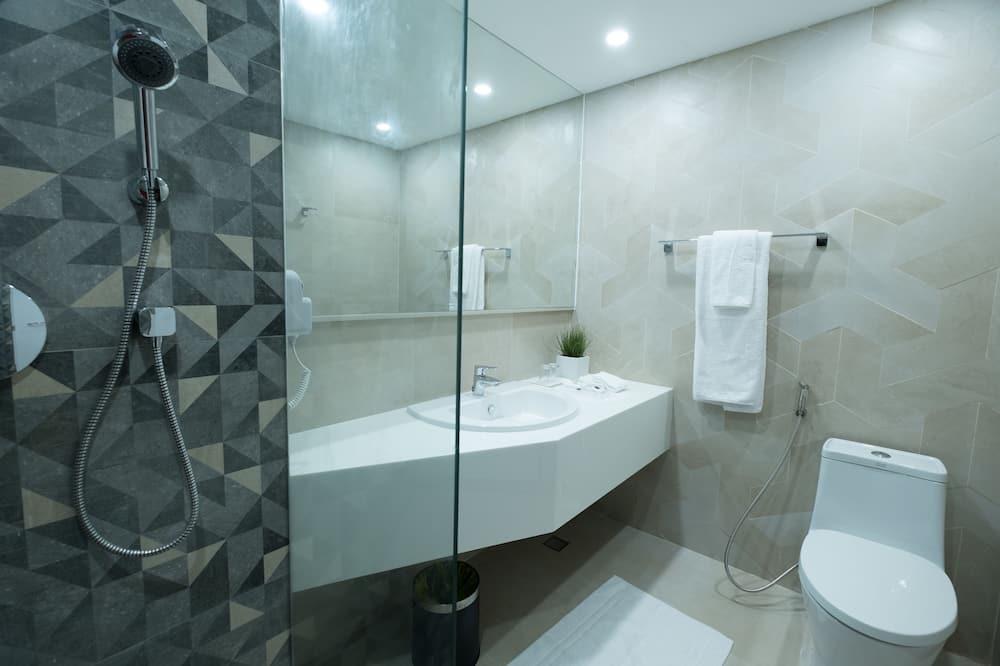 Phòng Premier - Phòng tắm
