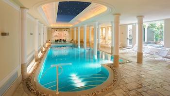 Selline näeb välja Hotel Victoria, Turin