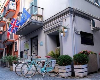 Introduce sus fechas y vea precios de hoteles última hora en Pozzuoli
