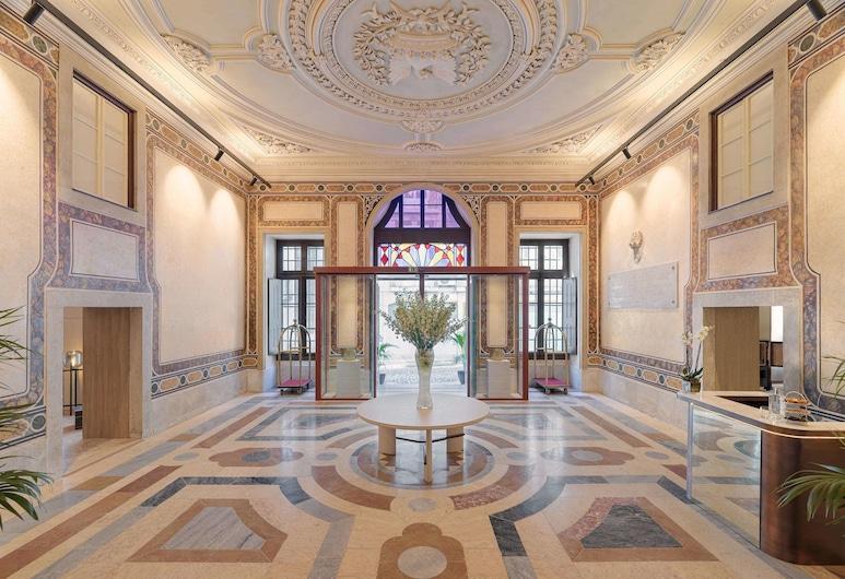 The One Palácio da Anunciada, Lisboa, Vestíbulo