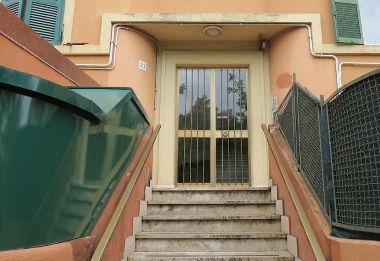 La Casita Monteverde, Roma, Ingresso hotel