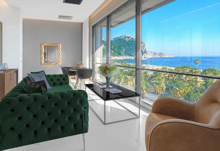 Riviera Zen Hotel, Alanya, Suite junior, Vista de la habitación