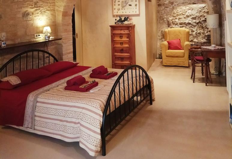 Bed and Breakfast Marinucci's House, Bevagna, Dzīvokļnumurs, pirmais stāvs, Viesu numurs