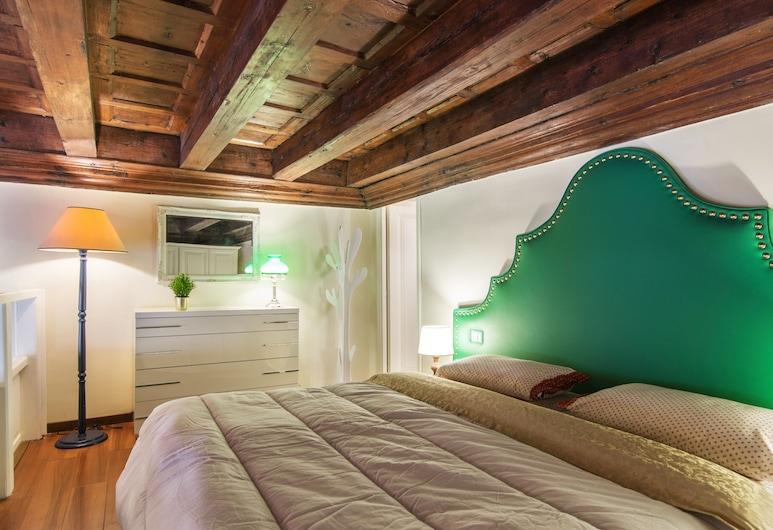 Santa Croce Lovely Florence, Florence, Superior appartement, 3 slaapkamers, Kamer
