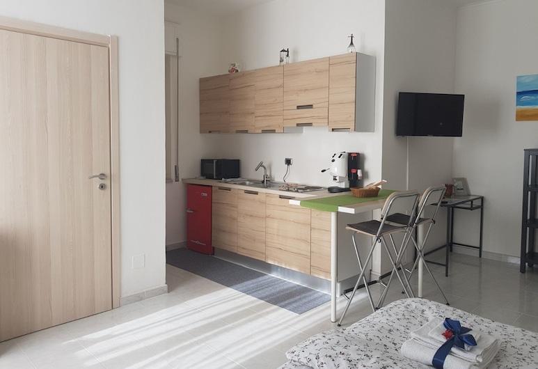 Solfatara Hosting, Pozzuoli, Estudio, Cocina en la habitación