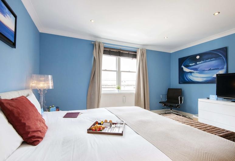 The Modern Gloucester Road Gem - FVE, London, Deluxe Apartment, Room