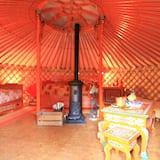 Comfort šator, Više kreveta (Alkabar) - Dnevni boravak