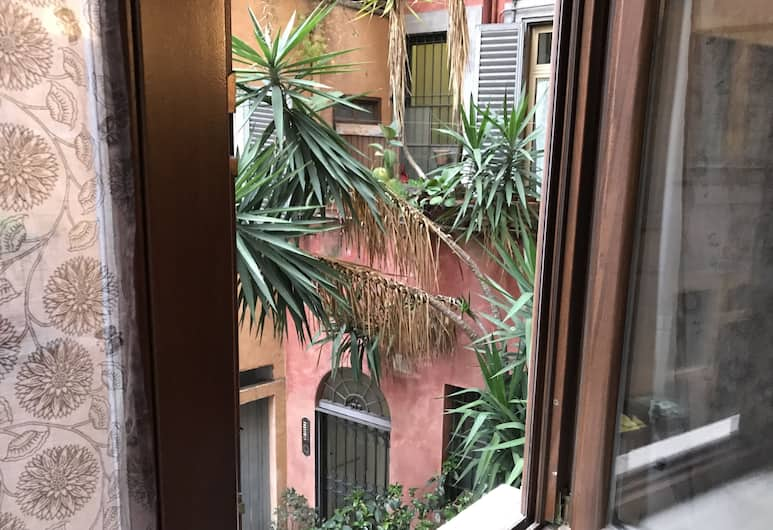 Suites Imperiali Guest House, Rom, Ausblick vom Zimmer