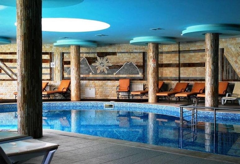 Hotel Complex Zara Bansko, Bansko, Alberca cubierta