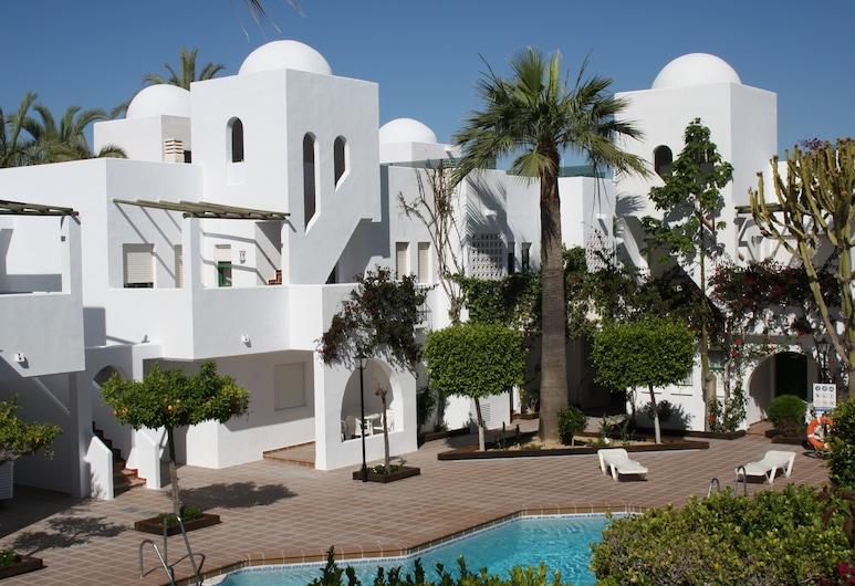 Apartamentos Torrelaguna SL, Vera, Fachada do estabelecimento